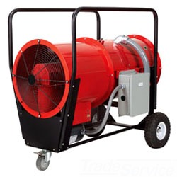 MLY BSDH3043 30 KW AT 480V, 3 DIAMHIGH TEMPERATURE PORTABLE ELECTRICBLOWER HEATER