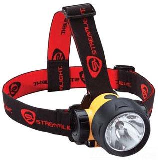 Streamlight 61051 80 Lumen 1.75 x 2.7 x 2.4 Inch Green Trident Headlamp