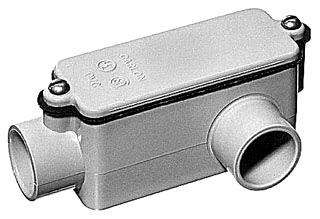 Carlon E984E 3/4 Inch Type LL Conduit Body