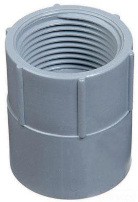 4 Inch PVC Female Adapter