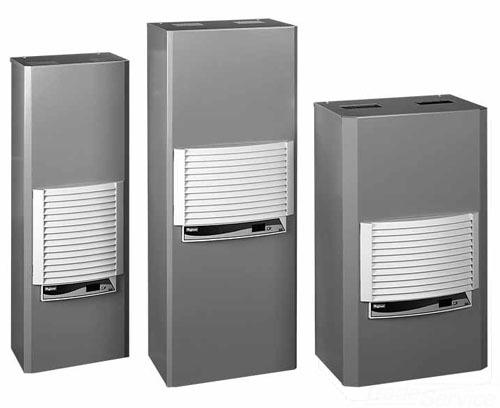 Hoffman M360646G400 6000 BTU/HR 460 Volt Sealed Enclosure Cooling Air Conditioner