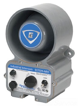 EDW 5570M-NR5 120/240V IND INTERCOM