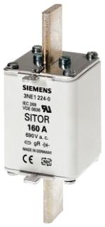 Siemens Ca 3NE1227-0 Fuse, 250A,690