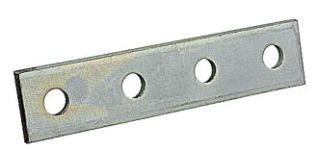 S-STRUT X207-EG 4-HOLE SPLICE PLTLEN 7.25IN EG STL