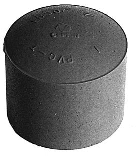 Carlon E958K 2-1/2 Inch Pipe Cap