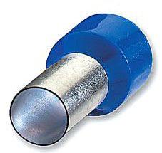 Thomas & Betts F2036 0.748 Inch Length 14 AWG 2.5 mm² Wire Range Nylon Insulated Ferrule