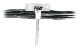 TB TC523 CABLE TIE NYLON SNAP-ON ID