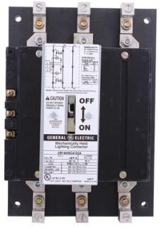 GE CR160MC3102A LIGHTING CONTACTOR