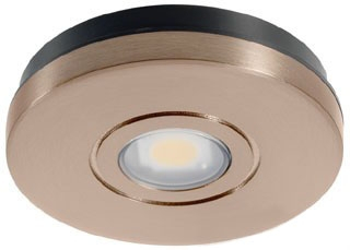 JNO UK3STL-30K-80CRI-BZ 3-PUCK LED