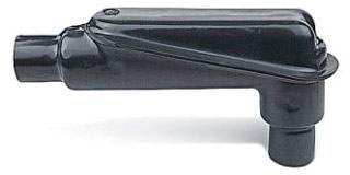 OC LBD10900-G PVC CTD PULL ELBOW 90