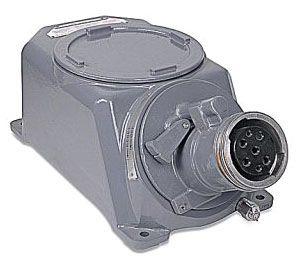 R&S DBRE350403000 4P5W 30A XP RCPT