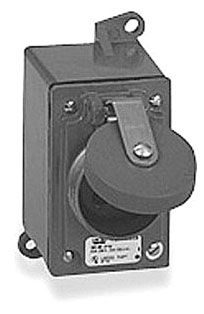 R&S 3744-RS 4P3W10A600V RCPT&CND BX