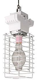 Lithonia Lighting CTL400PPSL 400 W 120 to 277 Volt White Cast Aluminum High Bay Light Fixture