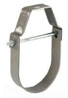 B-Line Series B3100-2-1/2ZN 2-1/2 to 1/2 Inch Zinc Plated Standard Clevis Hanger