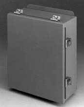 B-Line Series 14126-4CHC Type 4 Continuous Hinge Cover Enclosure