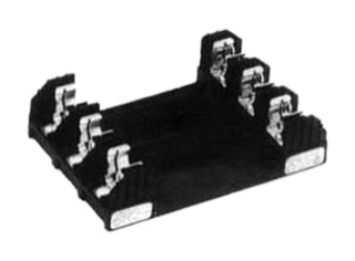 Bussmann Series H25100-3CR Fuse Block