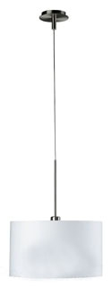 Philips Luminaires,362751748,Roomstylers White Shaded Pendant