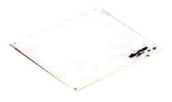 B-Line Series N2012P 20 x 12 Inch White Steel Panel for Enclosure