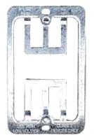 LEV C0224-CP BRKT LOW VOLT MTG 1G