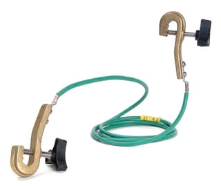 WOOD 141106 6-FT GROUNDING ASSEMBLY