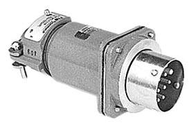 R&S SKWP12XG 12P11W20A600V CB PLUG
