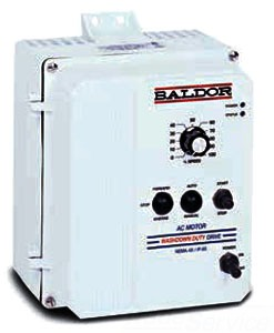 BALDOR ID5601-BO 1HP,115-230V,NEMA