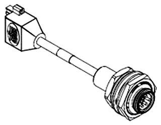WOOD DND5304-M010 DNET OPEN/MC 5P M