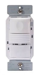 PIR WALL SWITCH OCC. SENSOR, 24V, GRY