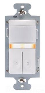 2 RELAY RESI VAC SENS WNTLT 600W WHT BOX