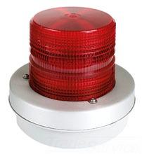 EDW 93DFR-N5 120VAC RED STRB LGT