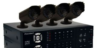 BRK PRO-DC8410-600 8CHNL CAM SYS