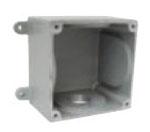 MEL 7T5F0N15 METAL BOX SIZE.5 1-1/