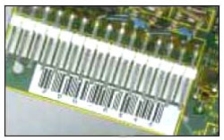 Panduit PLL-26-Y2-1 2.83 Inch Polyester Laser Component Label