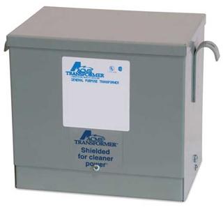 Actuant T2A533281S 3 Phase 60 Hz 480 Delta Primary Volt 240 Delta-120 Tap Secondary Volt Transformer