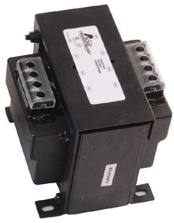 Actuant CE050350 208 Volt Primary 85/100/110 Volt Secondary 50 to 60 Hz 1-Phase Transformer
