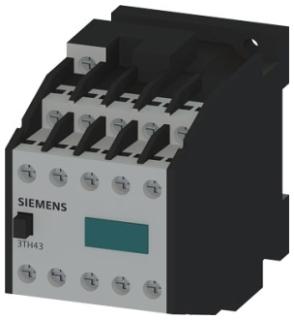 S-A 3TH4355-0AN2 CONTROL RELAY,AC,2