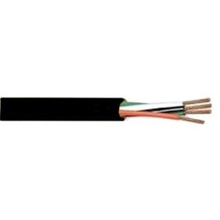 SJ 14/4 Black Copper 250 Foot Spool Portable Cord