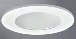 "ETNCL TL410WH 4"" WHITE REFLECTOR W/"