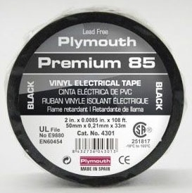 PLYM 04273 1-1/2X66FT PLASTIC TAPE
