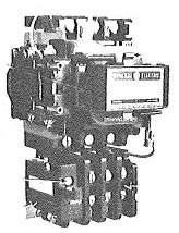 GE CR306D102 3P 115 STRTR 2 NEMA1