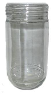BWF VPGL-02 GLASS GLOBE CLEAR