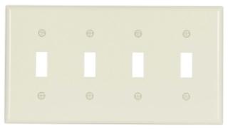 EWD 2154A-BOX Wallplate 4G Toggle T