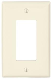 EWD PJ26LA-SP-L Wallplate 1G Decora