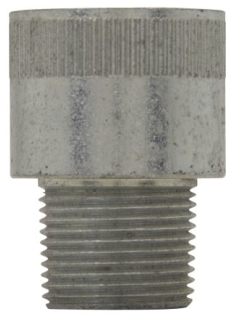 Crouse-Hinds Series REA12 1/2 x 3/4 Inch Steel Male to Female Threaded Conduit Adapter