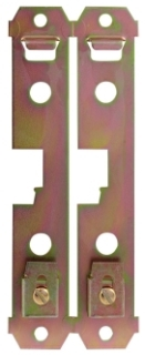 GE Industrial Solutions TQCBMPA2 2-Pole Screw Type Back Mounting Plate