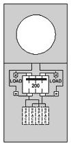 MIDWEST M282C1S6H PEDSTL SERV EQUIP
