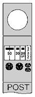 MIDWEST M075GP6 RV PARK SERV EQUIP