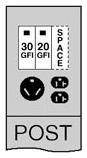 MIDWEST U040GP6 RV PARK SERV EQUIP