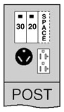 MIDWEST U041CP6010 RV PARK SERV EQP