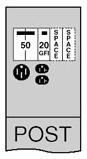 MIDWEST U355GP6 RV PARK SERV EQUIP
